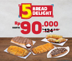 5 Bread Delight Deals