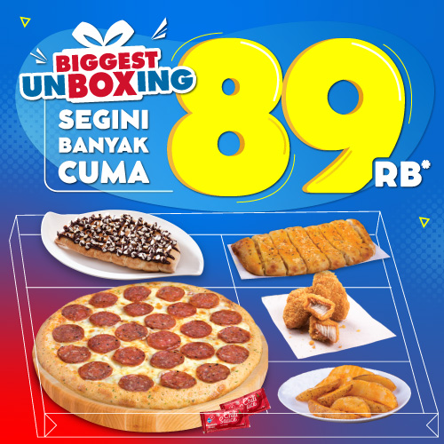 Biggest Unboxing 89K
