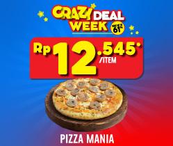 1 Pizza Mania 12 Ribuan