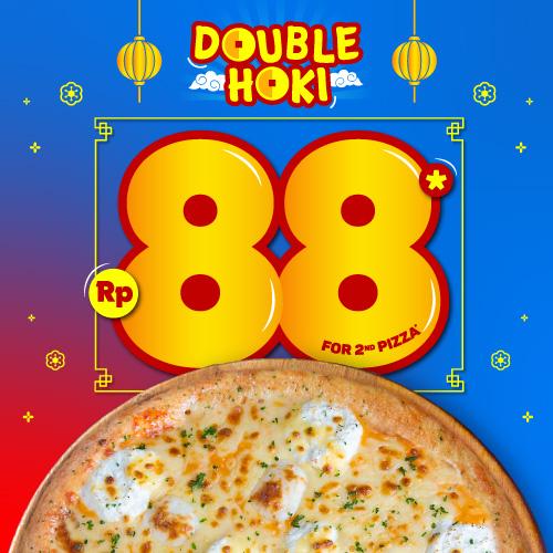 Double Hoki - Pizza 88