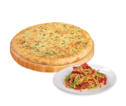 Pizza + Pasta ONLY 80K
