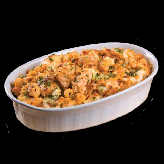 Spicy Tuna Mac'N Cheese