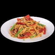 Beef Pepper Spaghetti