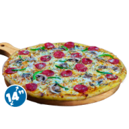 New! Cheese Pepperoni Special