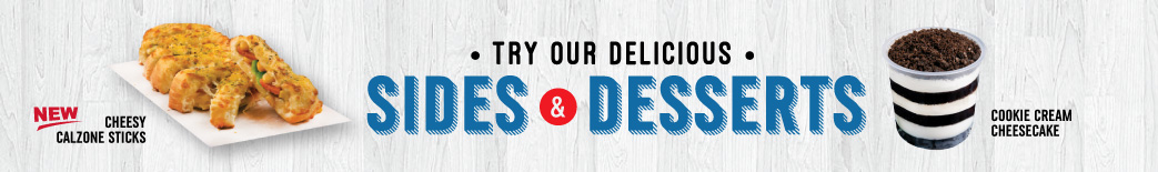 Dominos Promotion Banner