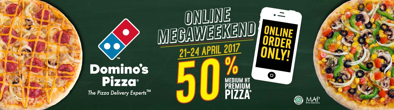 Banner Online Mega Weekend